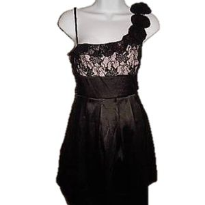 Alyn Paige Gorgeous Detailed Evening Gown Size 5/6